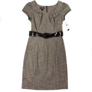 2/$14 A Byer Junior's Career Style Dress Small